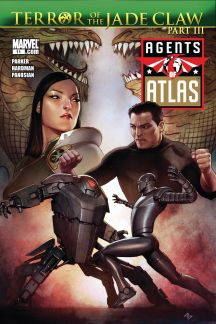 Agents of Atlas (2009) #11