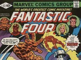 Fantastic Four (1961) #217
