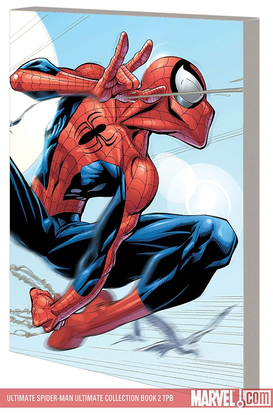 ULTIMATE SPIDER-MAN ULTIMATE COLLECTION BOOK 2 TPB #0