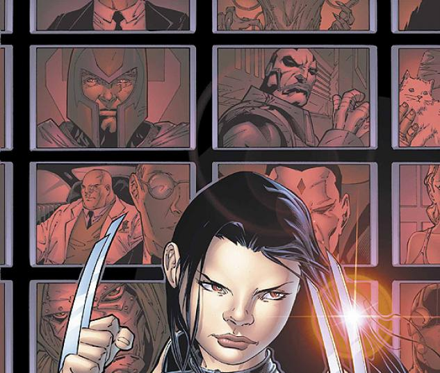 X-23 (2006) #3 COVER