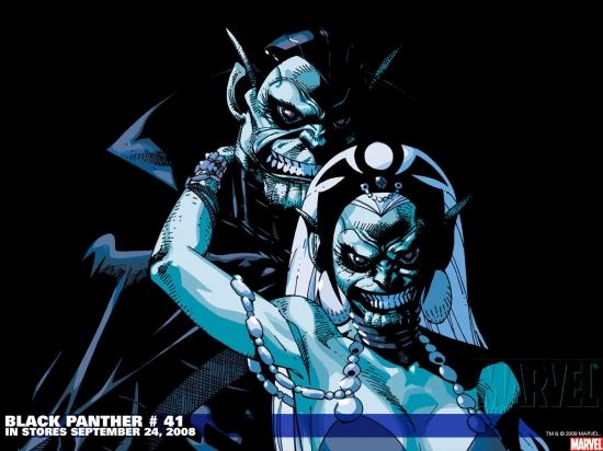 Black Panther (1998) #41 Wallpaper