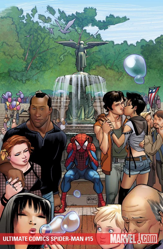 Ultimate Comics Spider-Man (2009) #15