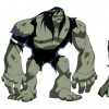 "Gamma-irradiated villains from ""The Avengers: Earth's Mightiest Heroes!"""