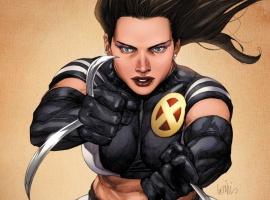 X-23 by Leinil Francis Yu