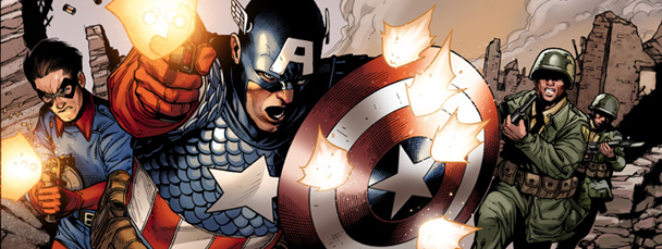 Sneak Peek: Captain America #1