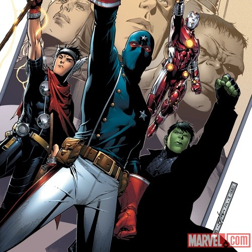 Marvel App: Young Avengers & more for 99 Cents