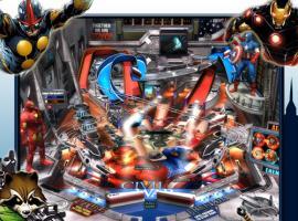 Marvel Pinball: Civil War