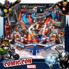 NYCC 2012: Marvel Pinball - Civil War Coming Soon