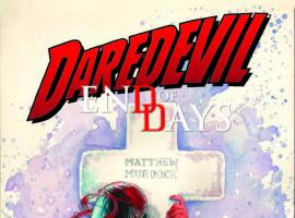 DAREDEVIL: END OF DAYS 3 MACK VARIANT (1 FOR 25, WITH DIGITAL CODE)