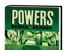 POWERS VOL. 7: FOREVER PREMIERE HC