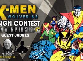 WeLoveFine's X-Men and Wolverine Contest