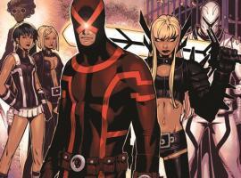 The Uncanny X-Men Revolution: New Mutants