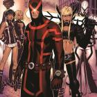 The Uncanny X-Men Revolution: New Mutants