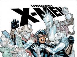 Uncanny X-Men #518