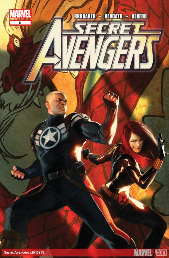 Secret Avengers (2010) #6