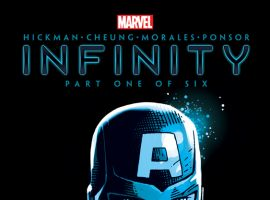 INFINITY 1 CHEUNG 2ND PRINTING VARIANT (WITH DIGITAL CODE)