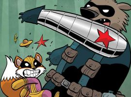 See More Exclusive Marvel Animal Variant Covers