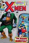 Uncanny X-Men (1963) #40 Cover