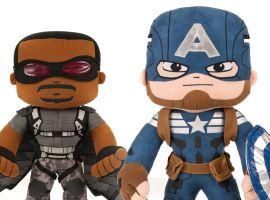 Captain America The Winter Soldier Plush master