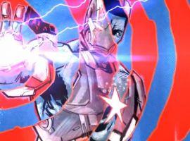 Marvel AR: Iron Patriot #1 Cover Recap
