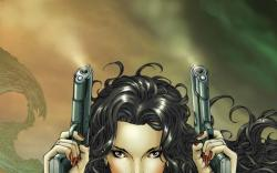 Anita Blake: The Laughing Corpse - Executioner (2009) #1