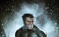 WOLVERINE: WEAPON X #4 (GRANOV (50/50 COVER))
