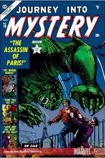 Journey Into Mystery (1952) #10