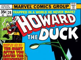 Howard the Duck #24