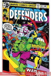 Essential Defenders Vol. 4 (Trade Paperback)