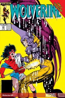 Wolverine (1988) #20