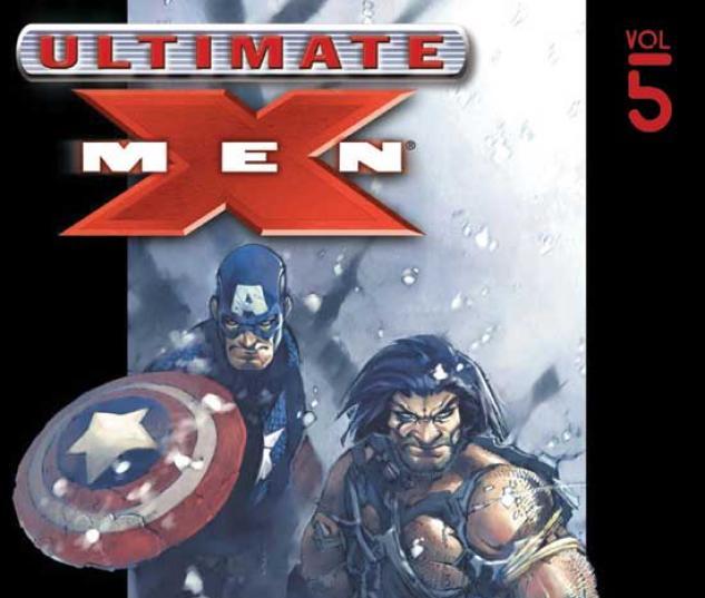 ULTIMATE X-MEN VOL. 5: ULTIMATE WAR COVER