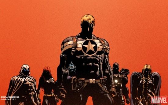 Secret Avengers (2011) #12.1 Wallpaper