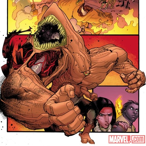 Sneak Peek: New Mutants #31