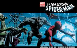 Amazing Spider-Man (1999) #634, 2nd Printing Variant