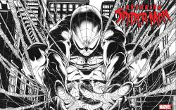 Avenging Spider-Man (2011) #1, Quesada Sketch Variant
