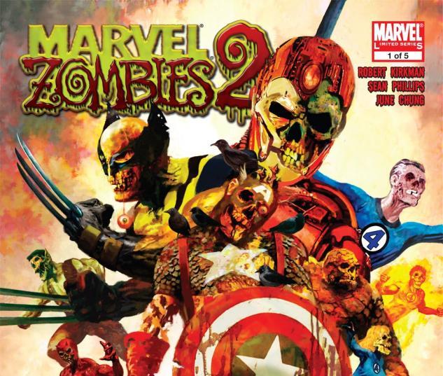Marvel Zombies 2 (2007) #1