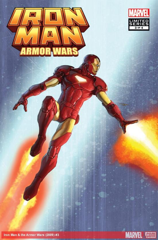 Iron Man &amp; the Armor Wars (2009) #3 