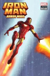 Iron Man &amp; the Armor Wars #3 