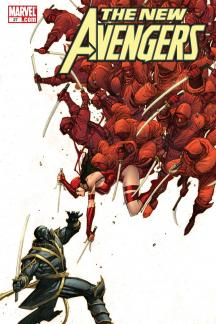 New Avengers (2004) #27
