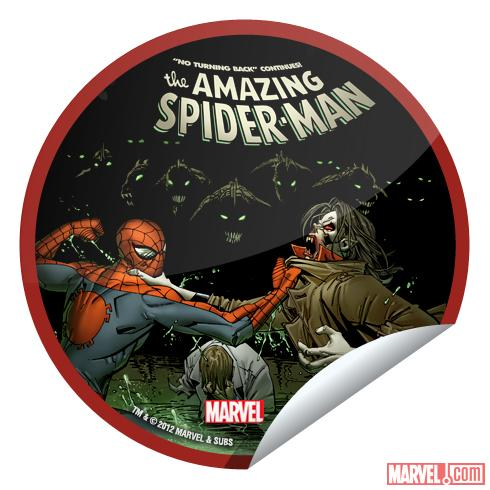 Amazing Spider-Man #690 GetGlue