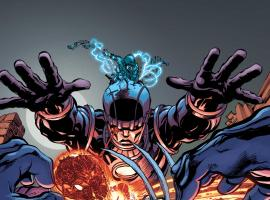 First X-Men #4 Cover