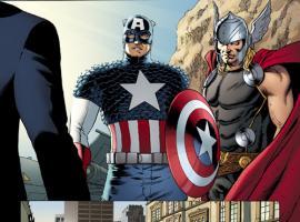 Uncanny Avengers Liveblog