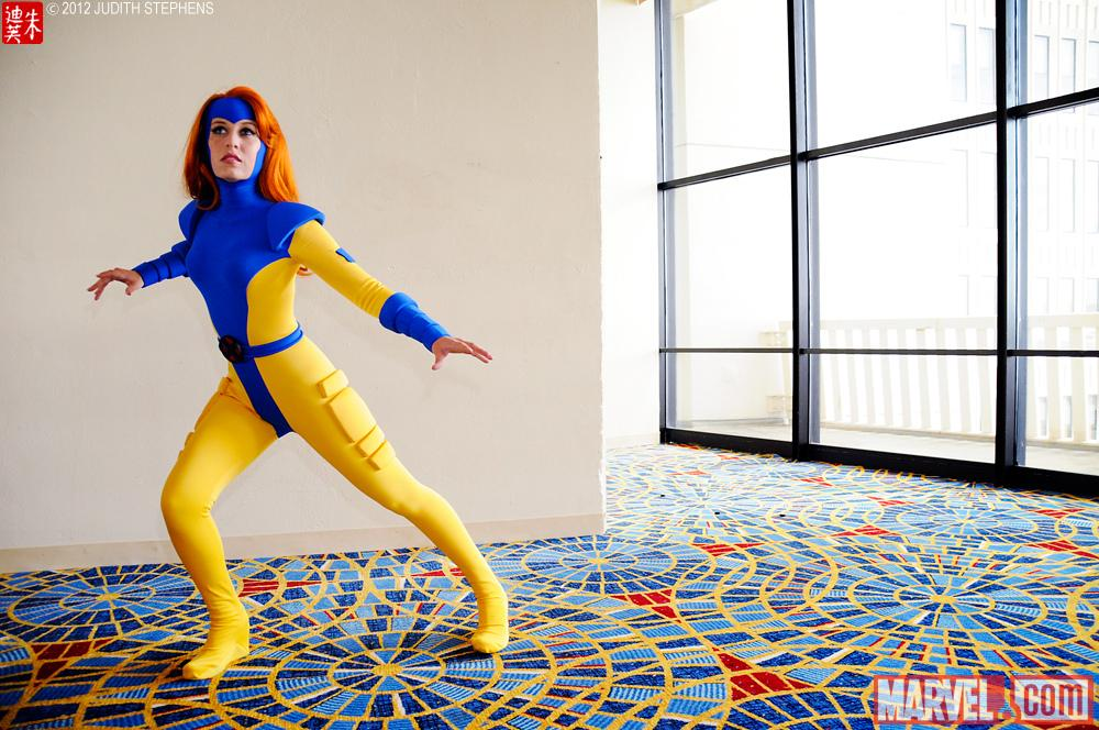 Marvel Costuming: Jean Grey at Dragon*Con 2012