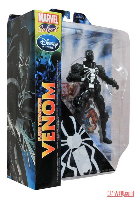 Flash Thompson Venom figure by Diamond Select Toys