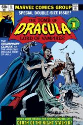 Tomb of Dracula #70 