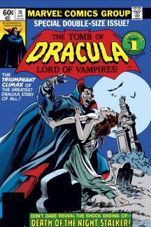 Tomb of Dracula #70