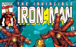 Iron Man (1998) #36 Cover