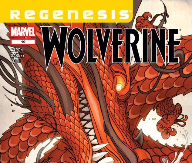 Wolverine (2010) #19 Cover