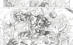 First Look: Indestructible Hulk #4