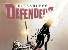 cover from Defenders II (2013) #1 (TBD ARTIST VARIANT)